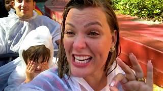 Vlog Brincando No Parque de Diversões com Dora Aventureira e Vários Brinquedos para Criança parte 2