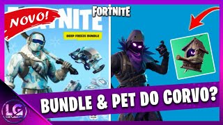 * REVEALED * BUNDLE FREEZE PACK & NEW PET? | FORTNITE BATTLE ROYALE