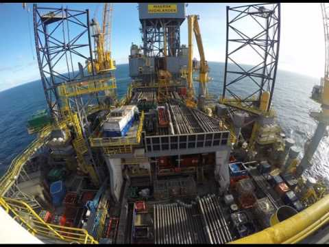 Running Casing on jack up rig