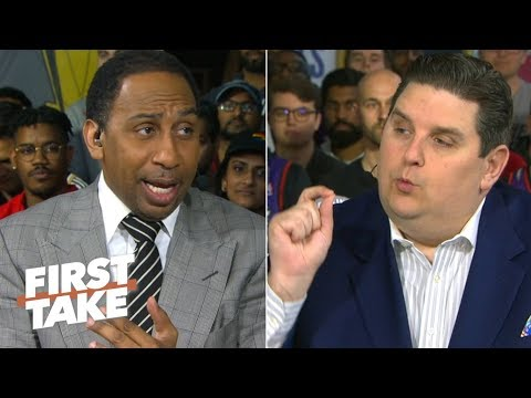 The Knicks losing out on Zion might be good news for Anthony Davis – Brian Windhorst | First Take