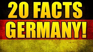 20 Fun Facts About Germany - Your Monday Cure