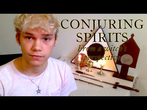 Summoning Spirits: from a witch's perspective