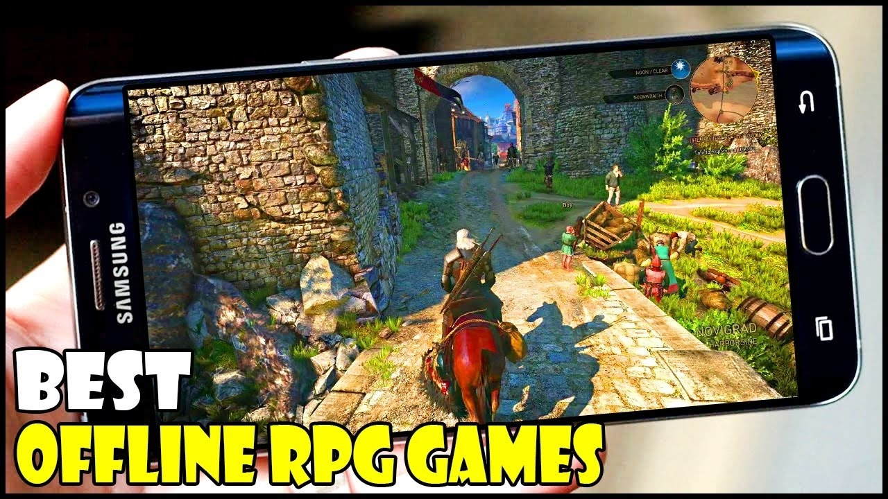 Top 5 Awesome Offline Rpg For Android Ios 2017 High