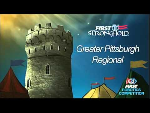 2016 FIRST Greater Pittsburgh Regional - Thursday