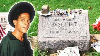 Volunteers Clean Brooklyn Grave of Jean-Michel Basquiat to Honor Late Artist