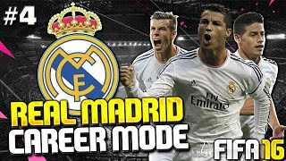 FIFA 16 Real Madrid Career Mode #4 - £50 MILLION TRANSFER DECISION!! CRAZIEST LEAGUE START EVER!