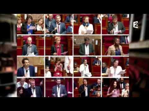 La France Insoumise, l'alternative à Macron.
