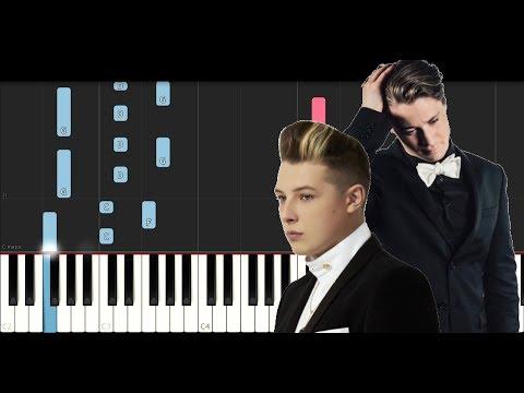 Kygo, John Newman - Never Let You Go (Piano Tutorial)