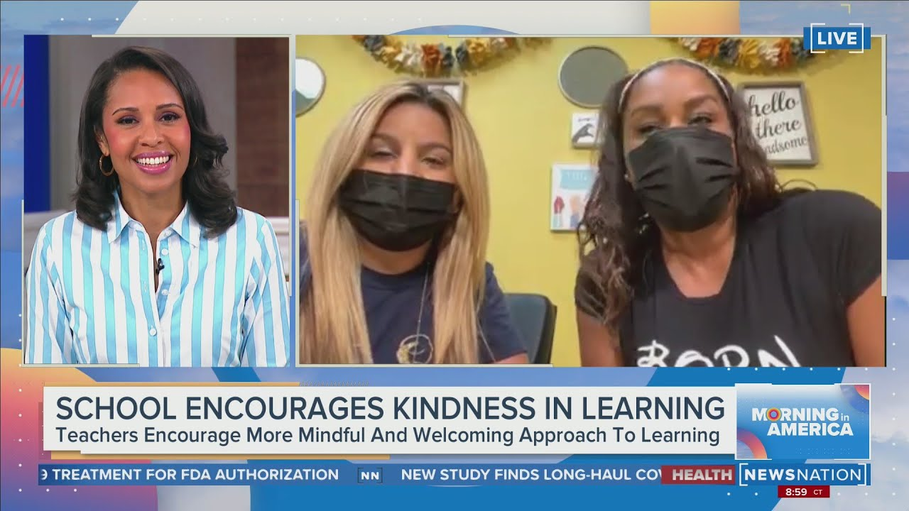 World Teachers' Day 2021: School encourages kindness in learning