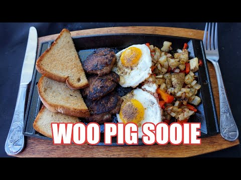 Whole Hog Breakfast Spectacular On The Blackstone Griddle
