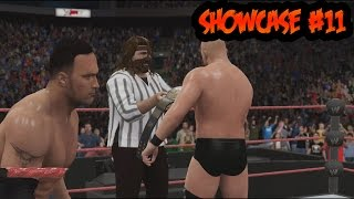WWE 2K16 - Showcase - The Corporation Vs Stone Cold - Luchando por el Campeonato de la WWE
