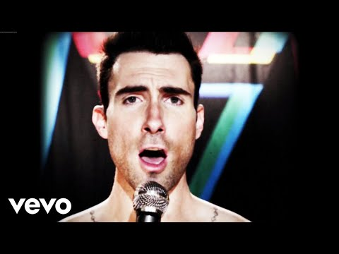 Maroon 5 - Moves Like Jagger ft Christina Aguilera