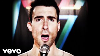 Maroon 5 Moves Like Jagger Ft Christina Aguilera