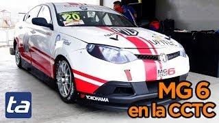 MG 6 y su performance para el CCTC 2014 | Presenta: Diego Málaga | Todoautos.pe