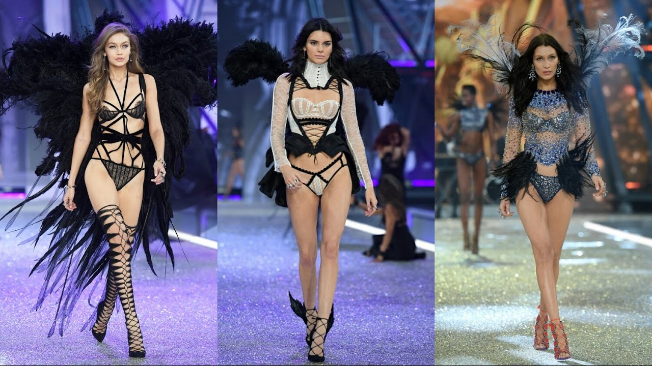 Is Bella Hadid In The Vs Fashion Show
