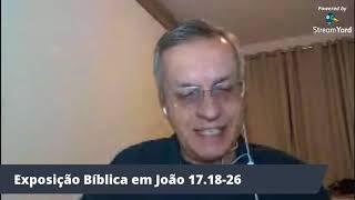 Jesus intercede pelos seus discípulos (parte 3)