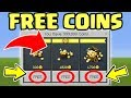 How to get FREE UNLIMITED Minecraft Pocket Edition COINS! (MCPE 1.2 Update)