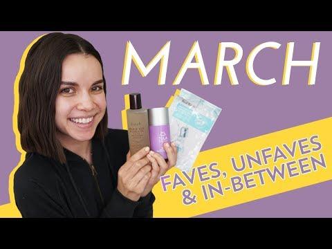 March Favorites, UnFavorites + the In-Between | Ingrid Nilsen