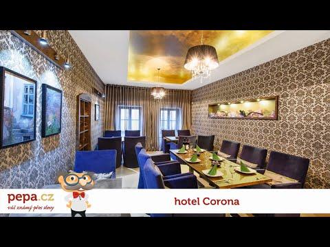 Hotel Corona v jižních Čechách - pozvánka
