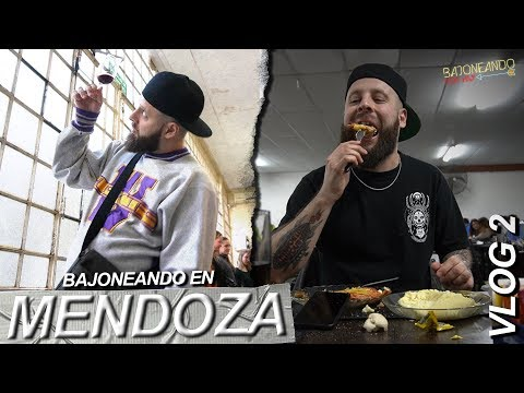 Bajoneando en Mendoza Vlog 2 - Tia Rada + Bodegas