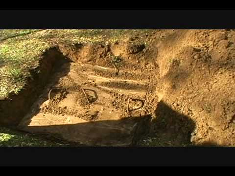 how to find septic tank lid video