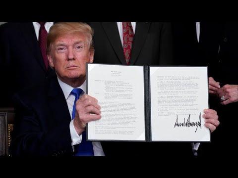 Trump hits China with new tariffs