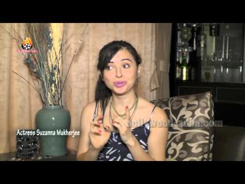 Actress Suzanna Mukherjee - Exclusive Interview For Upcoming Project - Bollywood Adda