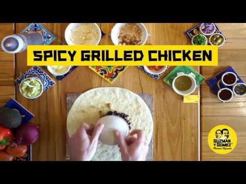 Making a GYG Burrito