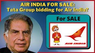 Air India For Sale: Tata Group Bids For Air India | NBB News