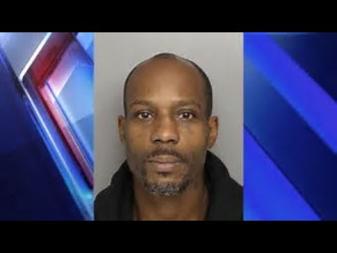 DMX Arrested For Tax Fraud, Allegedly Owes $1.7 Million in Back Taxes!