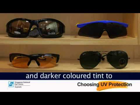 Choosing UV Protection