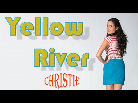 Christie / YELLOW RIVER / Tribute / Acoustic Cover / Anastasia  Kochorva