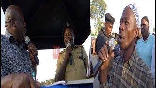 Ajilipua mbele ya Lugola, aeleza A-Z wanavyonaswa na Polisi/RTO abanwa live