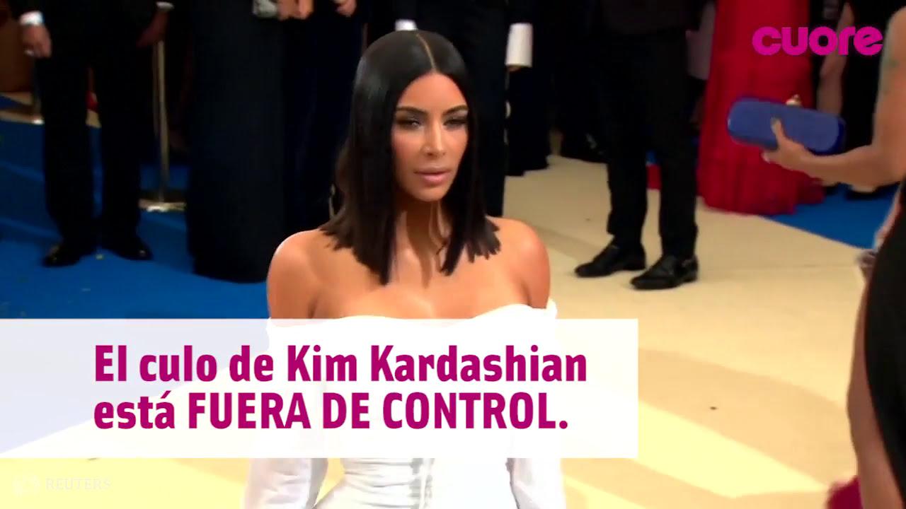 La famosa culona kim kardashian el rapero ray