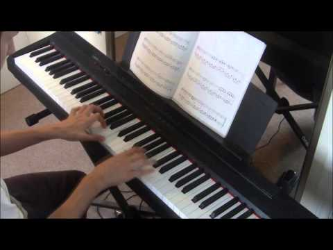 The Legend Of Zelda - Saria's Song (Piano Cover)
