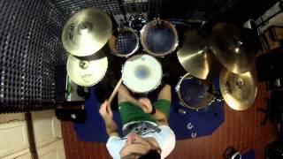 Trivium - Caustic are the ties that bind (Drum Cover)