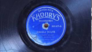 Lawrence Walker - Creole Waltz