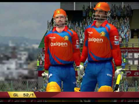 Gujarat Lions Vs Kolkata knight Riders (VIVO IPL 2017) - Cricket 17