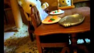 Wigilia u  Rodziny Kowalskich - Sylvanian Families