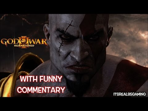 IM HORRIBLE AT THIS GAME! ( GOD OF WAR 3 REMASTERED) W/FUNNY COMMENTARY
