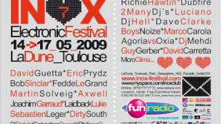 Martin Solveig @ Inox Electronic Festival 2009 (Part 11)