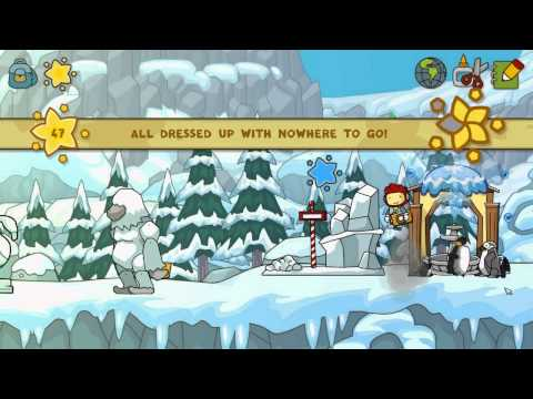 Scribblenauts Unlimited Playthrough - Abian Sea Front
