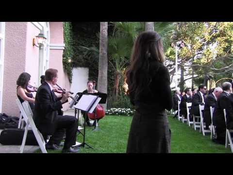 Los angeles wedding ceremony musicians pachelbels canon la string los angeles wedding ceremony musicians pachelbels canon la string quartet junglespirit Images