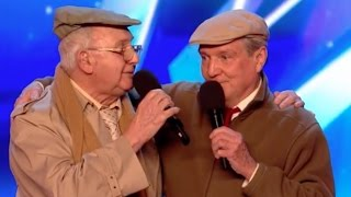 You're Never Too Old To Follow Your Passion! | Week 6 | Britain's Got Talent 2017
