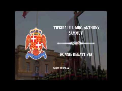 Marċi Funebri - Tifkira Lill-Mro. Anthony Sammut (Ronnie Debattista)