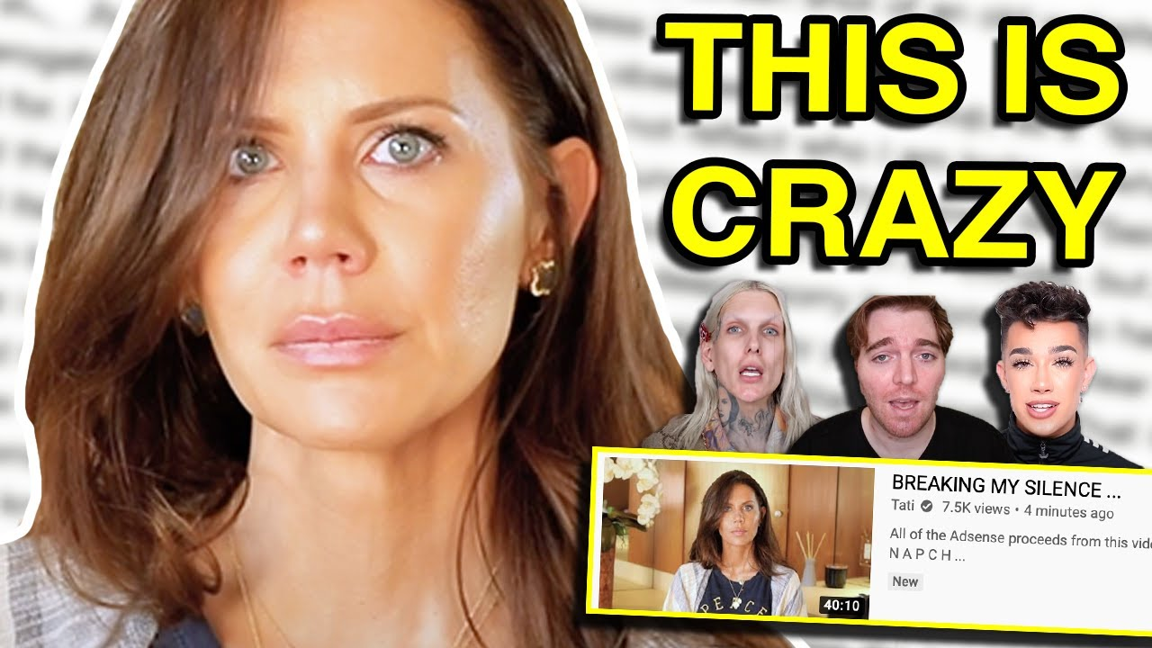 Tati Westbrook claims Jeffree Star is a co-owner of Morphe ...