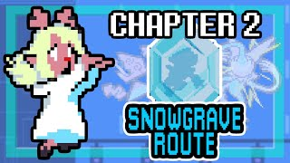 Deltarune Chapter 2's Se¢ret Genocide Route (SnowGrave / Weird / Pipis Route differences)