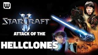 Starcraft Episode 2: ATTACK OF THE HELLCLONES