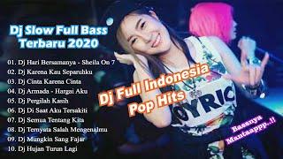 Download Dj Slow Full Bass Terbaru 2020 | Dj Lagu Pop Hits Indonesia || Enak Banget Bassnyaa
