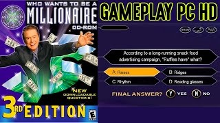 Who Wants To Be A Millionaire 3rd Edition - Gameplay PC HD
